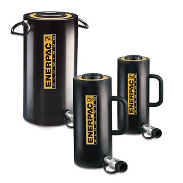 Enerpac RACH-Series, Single-Acting, Spring Return Aluminium Hollow Plunger Cylinders-Kiloton Online Store