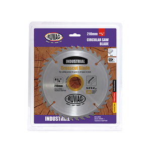 Ruwag Industrial Circular Saw Crosscut Blades (Size: 180 - 250mm)-Kiloton Online Store