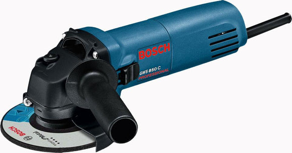 Bosch Professional GWS 850 C 850W Angle Grinders - Kiloton Online Store