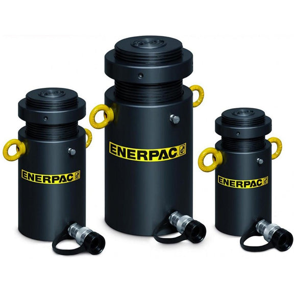 Enerpac HCL-Series, Single-Acting High Tonnage Lock Nut Hydraulic Cylinders - Kiloton Online Store
