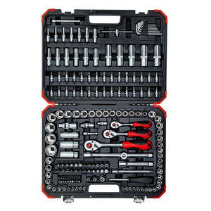 "Gedore Red 172 Piece 1/4"" + 3/8"" 1/2"" Socket Sets"