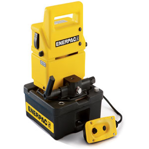 Enerpac PUJ-Series, Two-Speed, Economy Electric Hydraulic Pumps - Kiloton Online Store