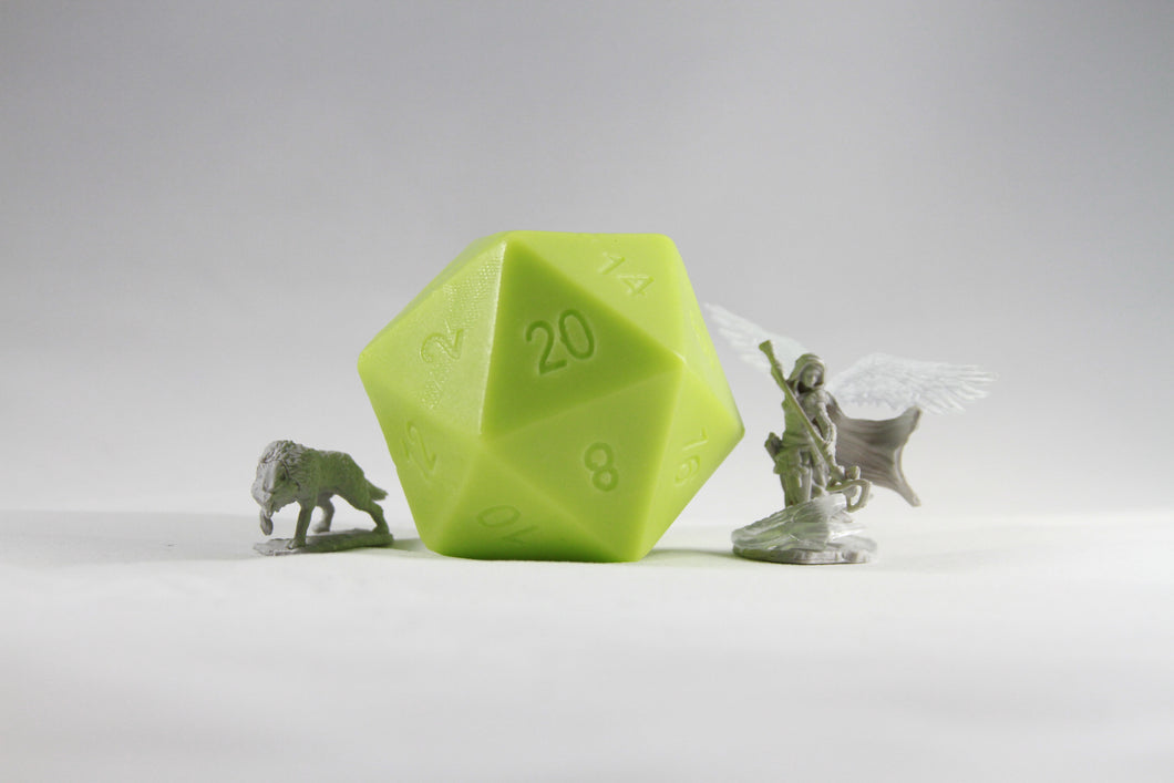 D20 Soap - Druid's Forest