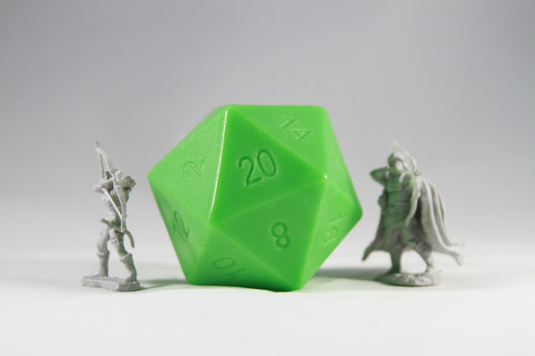 D20 Soap - Ranger's Senses