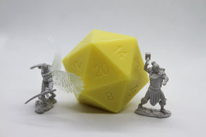 D20 Soap - Cleric's Divinity