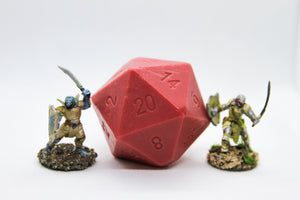 D20 Soap - Barbarian's Musk