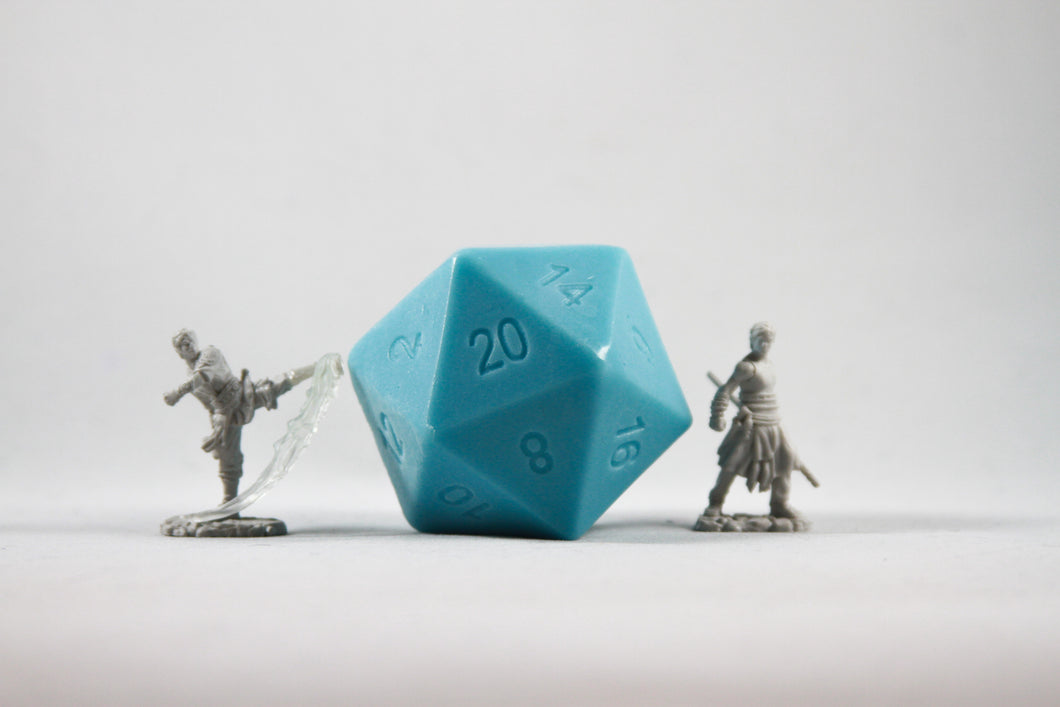 D20 Soap - Monk's Sanctuary