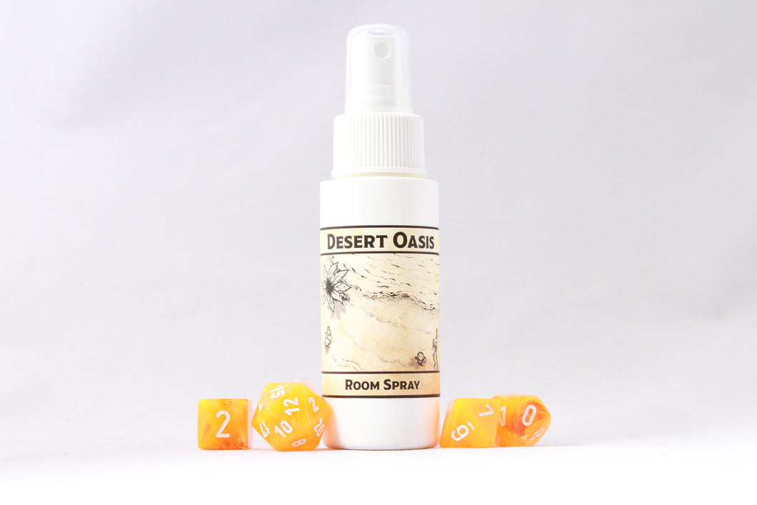 Desert Oasis - Room Spray