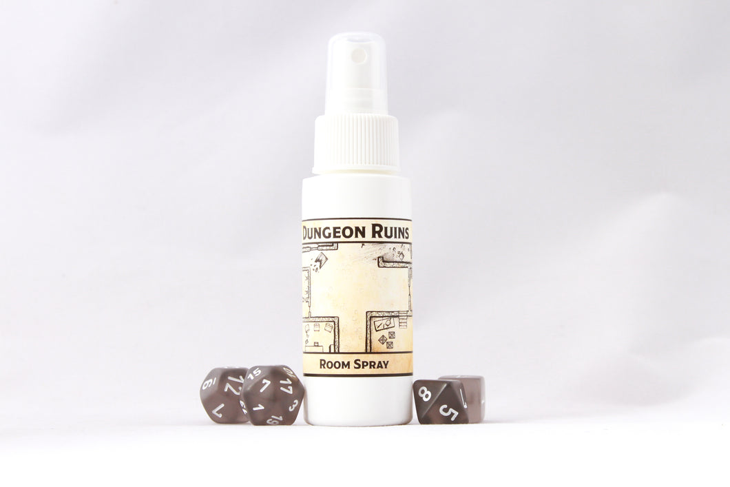 Dungeon Ruins - Room Spray