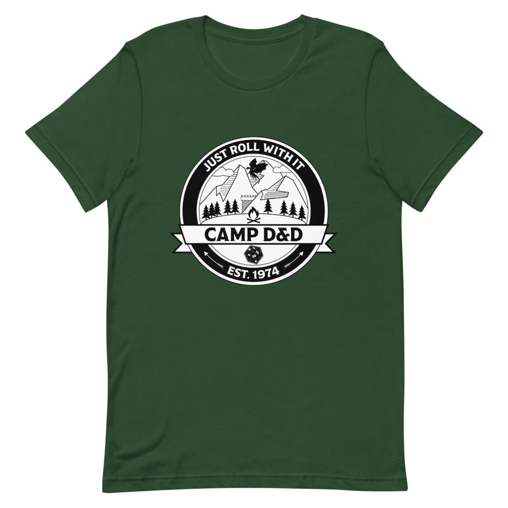 Camp D&D | Unisex T-Shirt