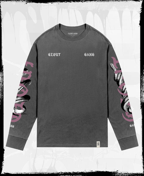 SERPENT LONG SLEEVE