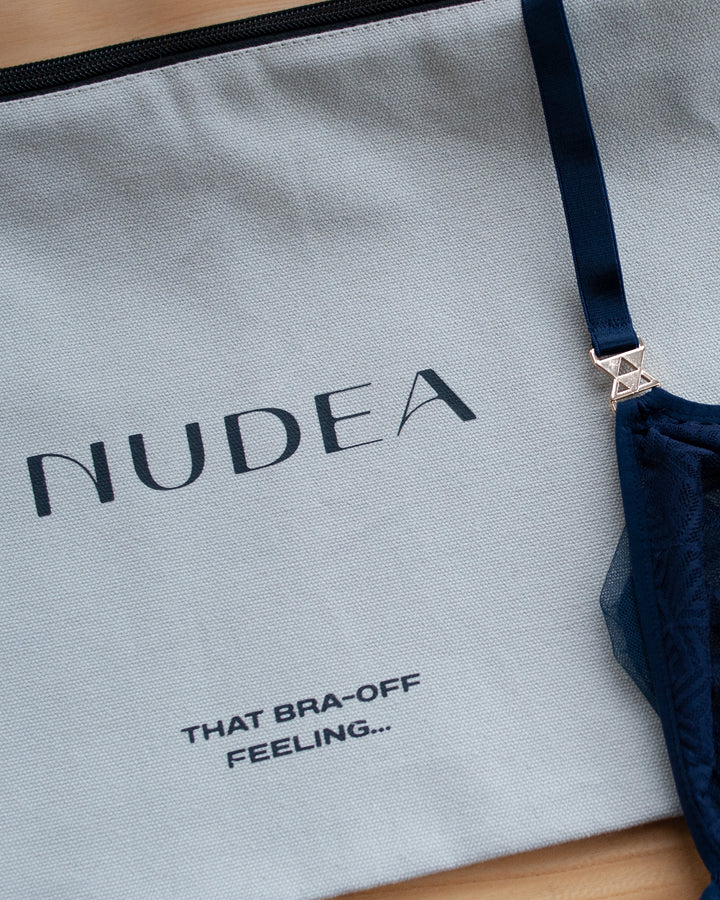 Nudea Clean + Ready to Wash Travel Pouch Duo