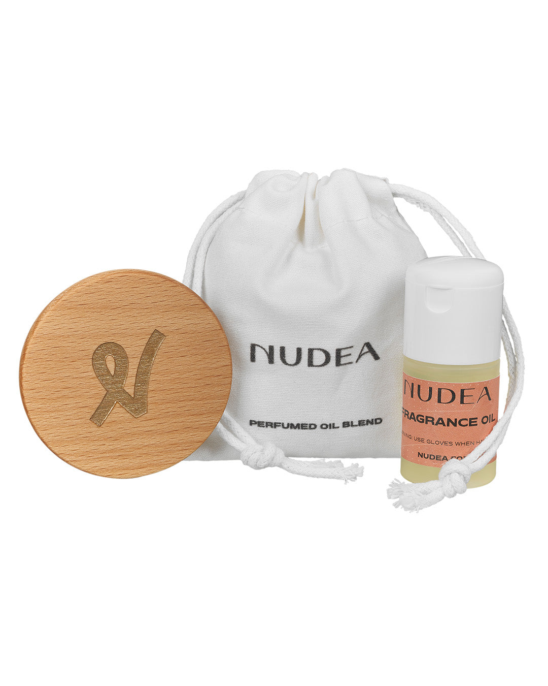 Nudea Drawer Scented Wooden Disc