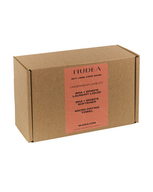 Nudea Bra & Briefs Detergent and Softener Duo
