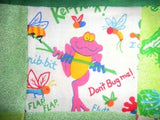 Froggie Fabric 4