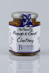 Authentic Mango & Ginger Chutney