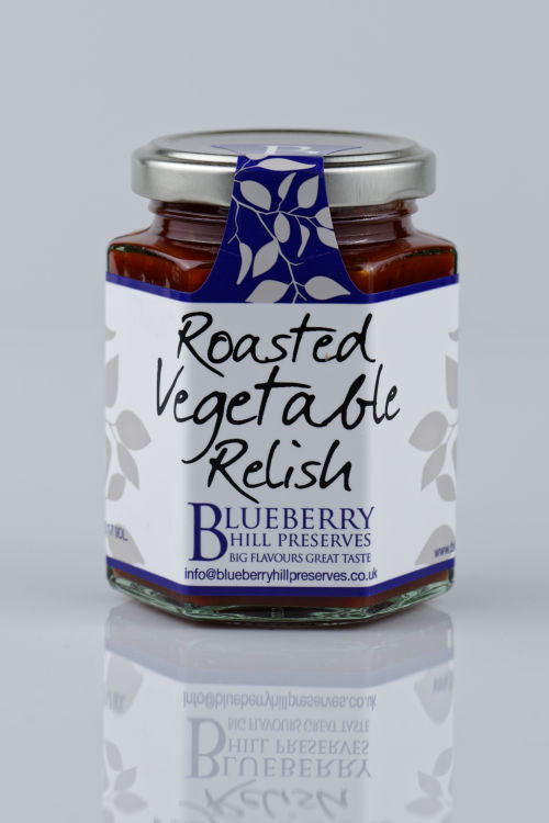 Roasted Vegetable Relish