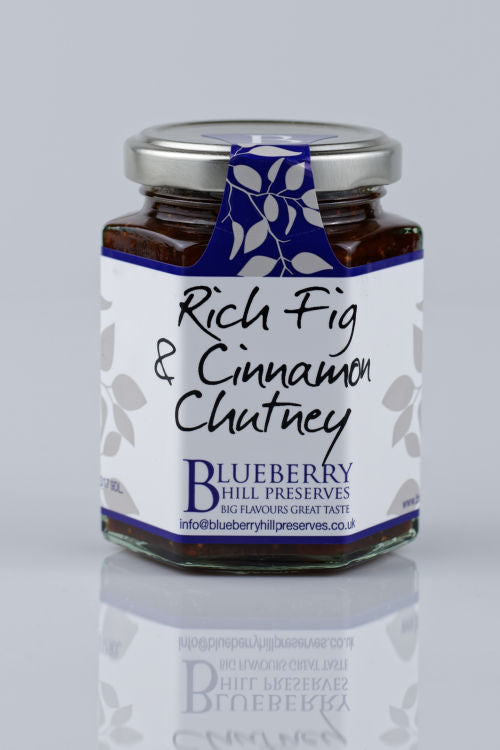 Rich Fig & Cinnamon Chutney