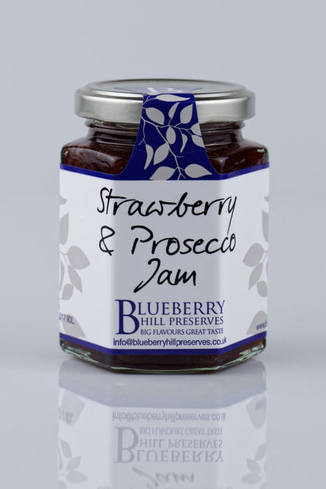 Strawberry and Prosecco Jam
