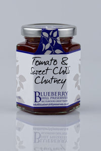 Tomato and Sweet Chilli Chutney