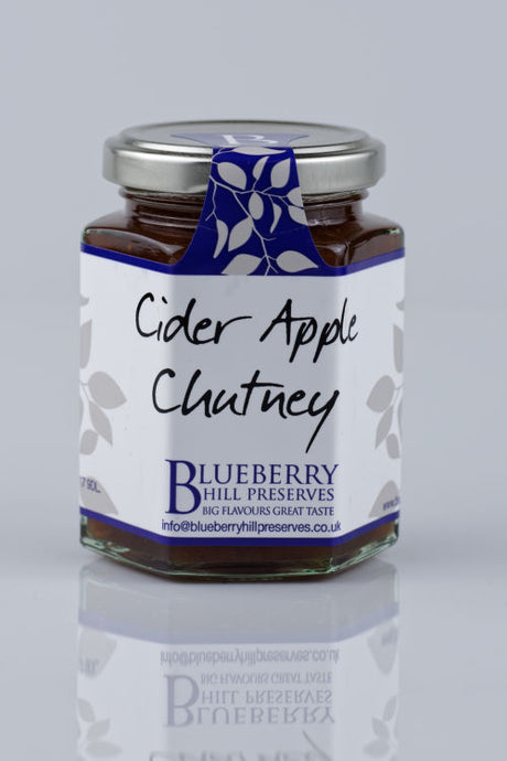 Cider Apple Chutney