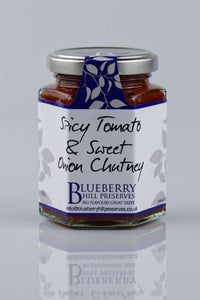 Spicy Tomato and Sweet Onion Chutney
