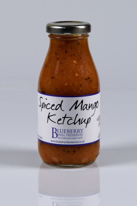 Blueberry Hill Spiced Mango Ketchup