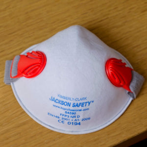 Jackson Safety FFP3 Respirators 1pc | Affordable Travelling