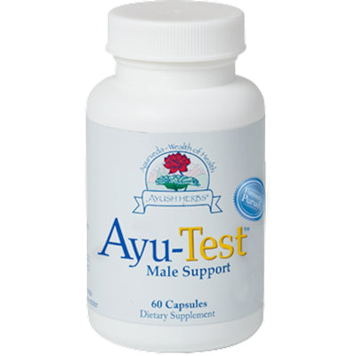 Ayu-Test Male Support 60 vegcaps - Pharma 1 Online Store