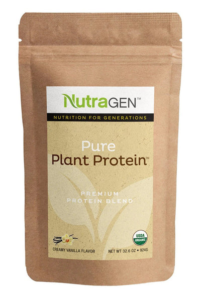 Pure Plant Protein 2lb - Pharma 1 Online Store