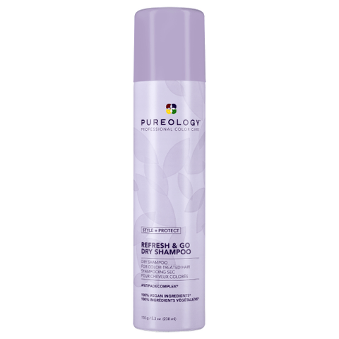 Refresh & Go Dry Shampoo