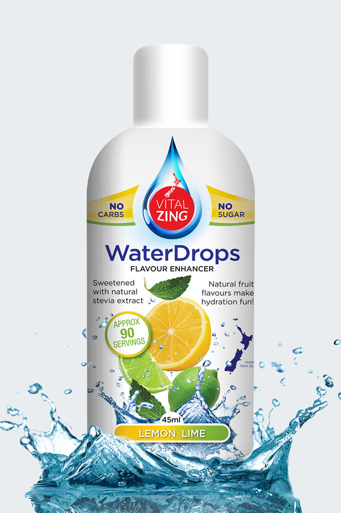 VitalZing WaterDrops Lemon & Lime