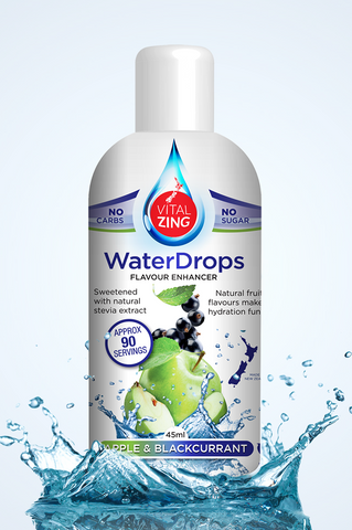 WaterDrops Mixed Flavours - Box of 10