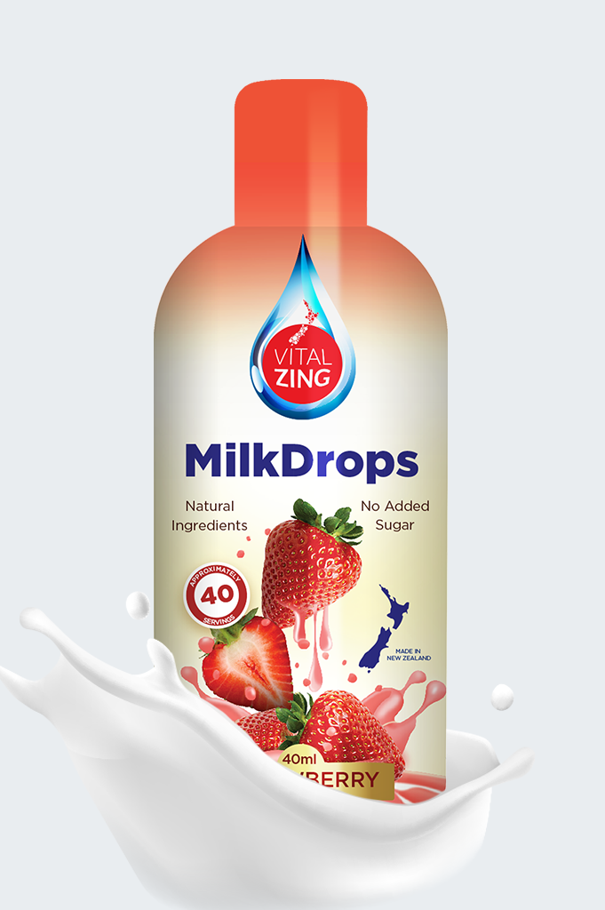 Strawberry MilkDrops