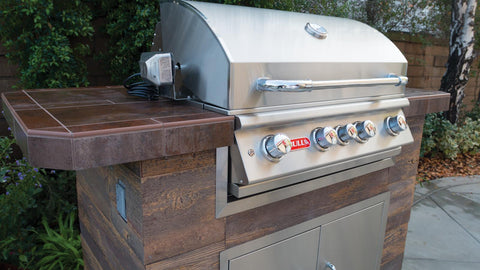 Bull Outdoor Kitchen Master Q New Spring Home And Patio