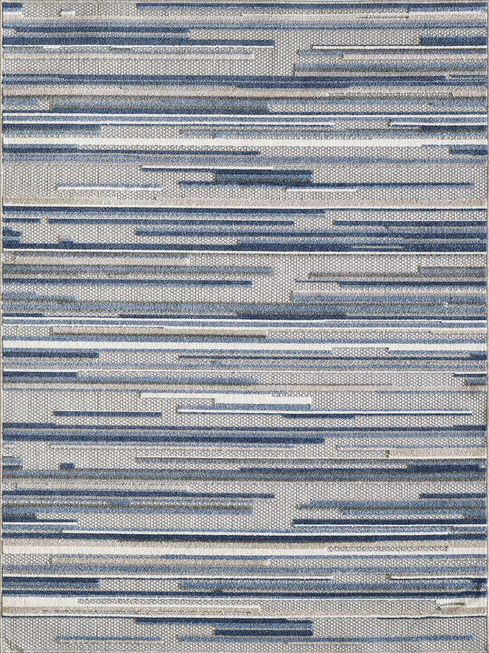 Outdoor Rug -Denim