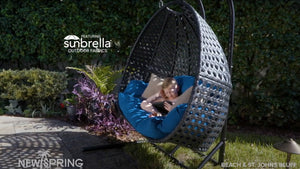 Luxury Swinging Chair (2 Person)