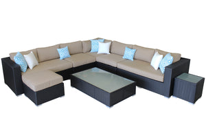 8-Piece Modular Sectional