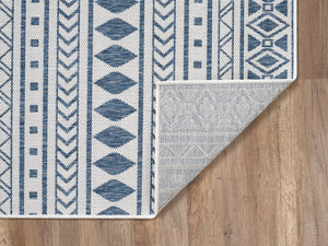 Outdoor Rug - Blue Natura