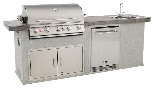 Bull Outdoor Kitchen Bbq Island New Spring Home And Patio