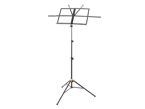 Hercules Fold Up Light Weight Music Stand with Carry Bag