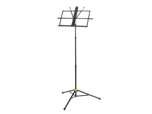 Hercules Three Section Folding Music Stand with Bag