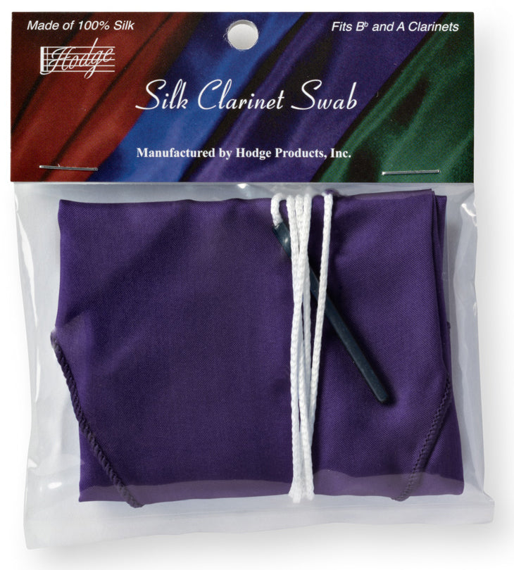 Hodge Silk Swab - Clarinet