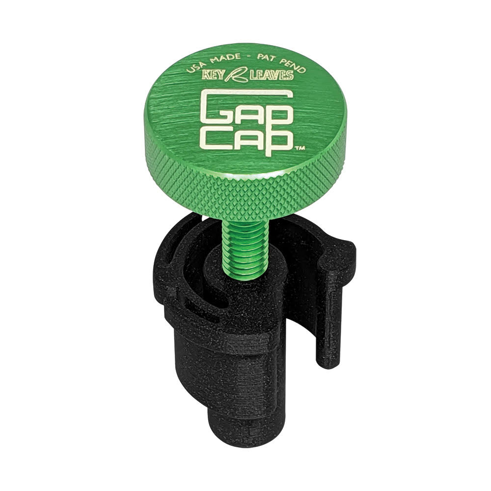 Key Leaves Gap Cap - Adjustable End Cap for Alto / Tenor Saxophone