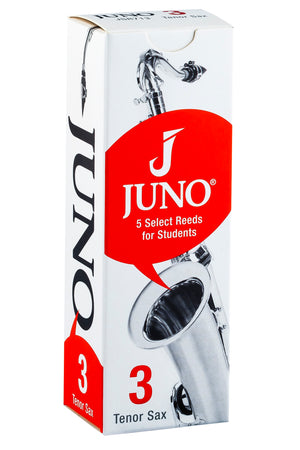 Vandoren Juno Reeds Tenor Saxophone - Box of 5