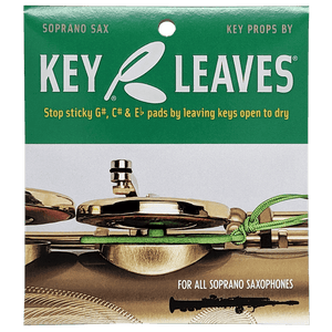 Key Leaves - Soprano Sax Key Props