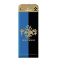 Grand Concert Reeds Bass Clarinet - Box of 5