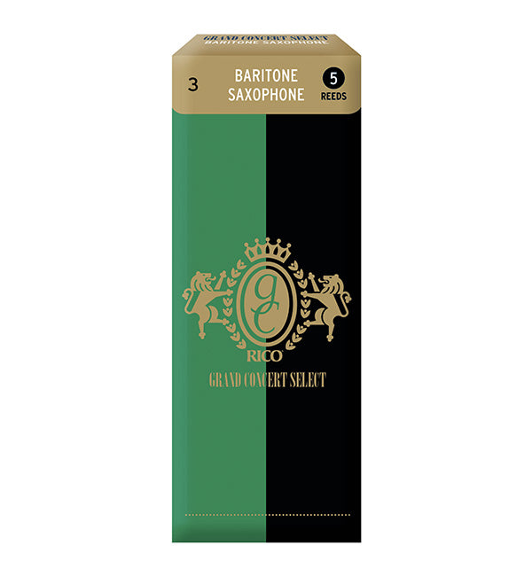Grand Concert Select Reeds Baritone Saxophone - Box of 5