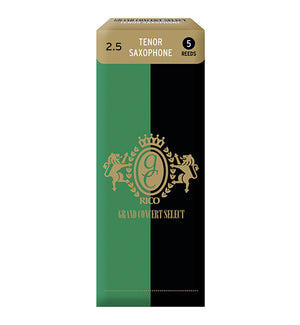 Grand Concert Select Reeds Tenor Saxophone - Box of 5