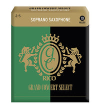 Grand Concert Select Reeds Soprano Saxophone - Box of 10